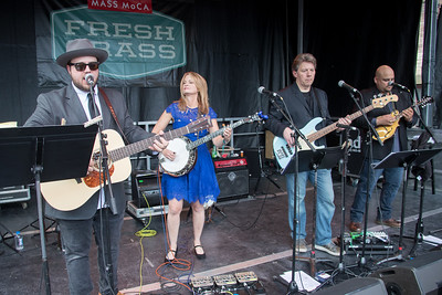 Alison Brown & the Compass Bluegrass All Stars