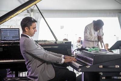 Vijay Iyer and Wadada Leo Smith