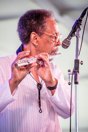 performs during the Newport Jazz Festival 2017 at Fort Adams State Park in Newport RI.