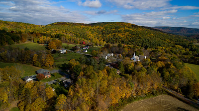 Drone pix of Buckland Ma, 2016