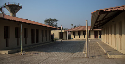 New Government march housing Marol.The Salt March Route, 2014, Gujarat, India.