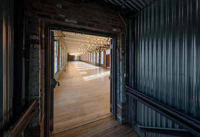 Spencer Finch, Building 6 at Mass MoCA, North Adams, MA. #20