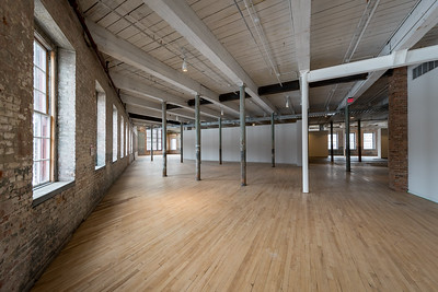 South Hall 2nd Floor, Building 6 at Mass MoCA, North Adams, MA.