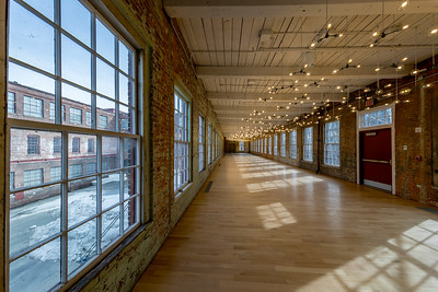 Spencer Finch, Building 6 at Mass MoCA, North Adams, MA. #18