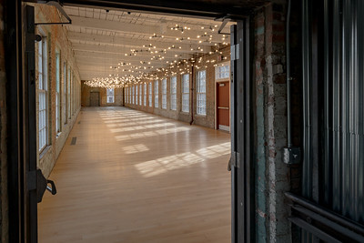 Spencer Finch, Building 6 at Mass MoCA, North Adams, MA. #19